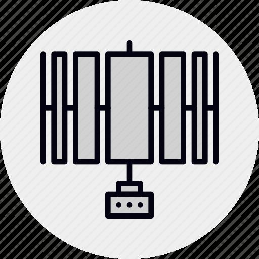 axis, energy, pylon, turbine, urban, vertical, wind icon