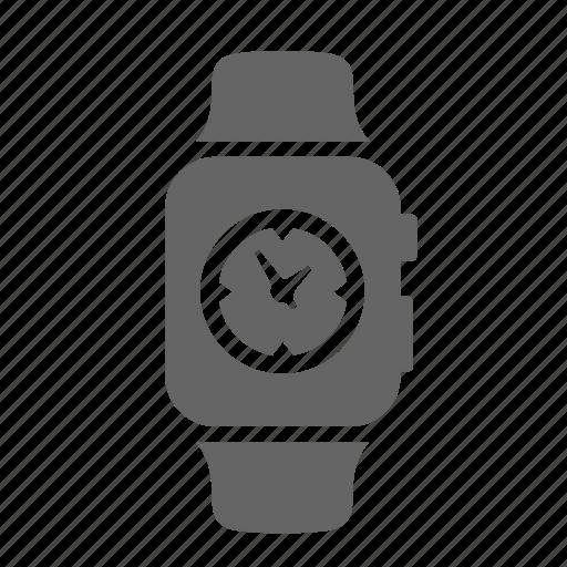 accessory, clock, modern, smartwatch, time, watch, wristwatch icon