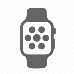 accessory, activity, application, options, touch, wristband, wristwatch icon