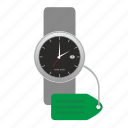 buy, clocks, price, shop, smart, watches icon