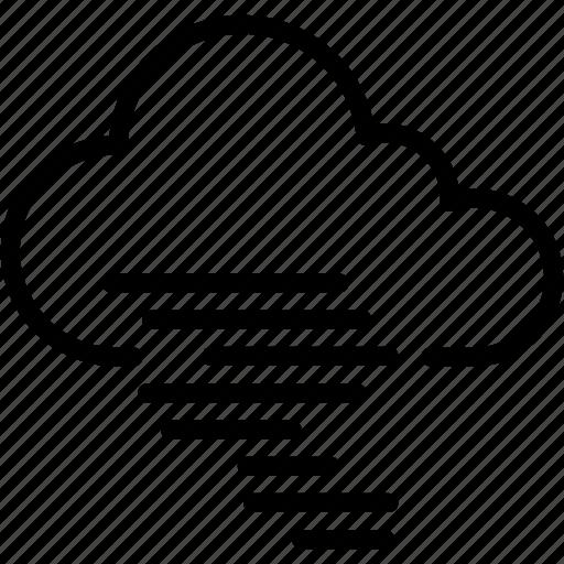 cloud, forecast, tornado, weather icon