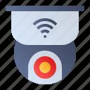 cctv, monitoring, security camera, surveillance icon