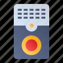 alarm, bell, doorbell, ring icon