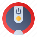 automation, robot, roomba, vacuum cleaner icon