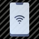 communication, device, mobile, smartphone icon