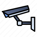 camera, cctv, monitoring, security camera, surveillance icon