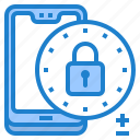 mobilephone, smartphone, security, lock, mobile icon