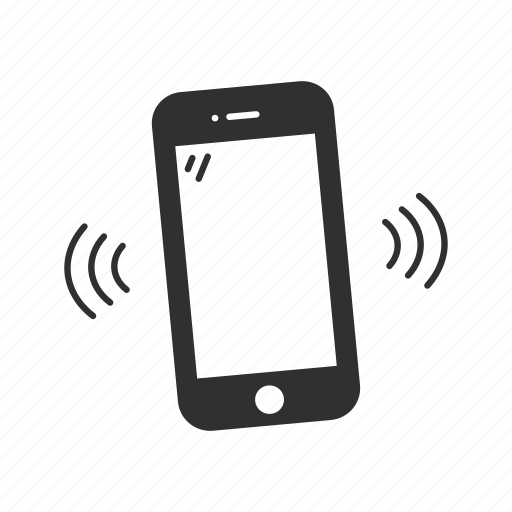 loudspeaker, phone, phone ringing, ringing icon