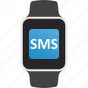 device, notification, smartwatch, sms, wearable, message