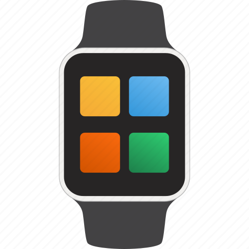 device, smartwatch, wearable icon
