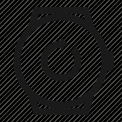 Refresh, reload, restart, smartwatch, watch icon - Download on Iconfinder
