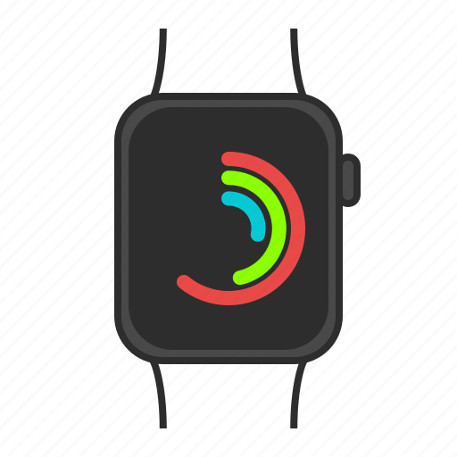 activity, apple, apple watch, smartwatch, sport, watch, watch os, watchos icon