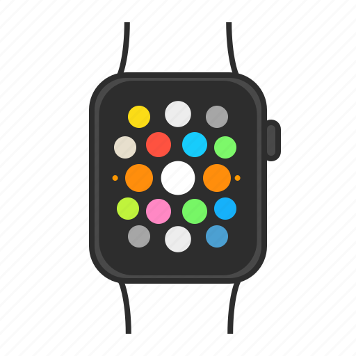 apple, apple watch, home screen, homescreen, watch, watch os, watchos icon