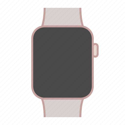apple, apple watch, gold, rose, rose gold, sport, watch, watches icon