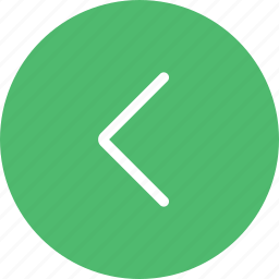 arrow, direction, left, orientation icon