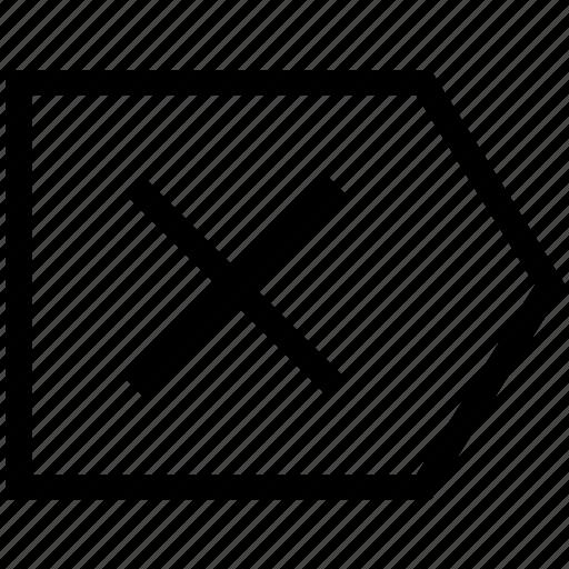 arrow, direction, foward, orientation, space icon