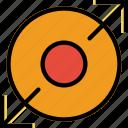 arrow, direction, expand, nucleum, orientation