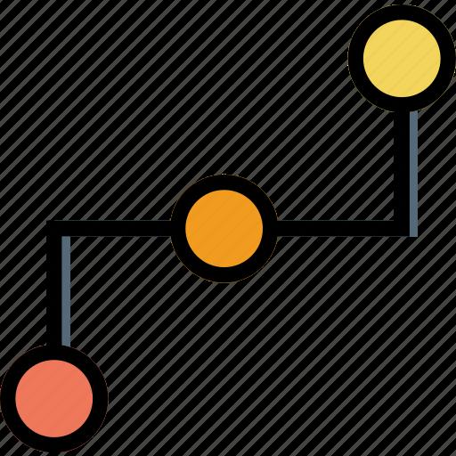 arrow, cycle, direction, horizontal, orientation icon