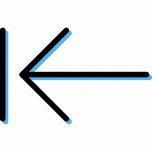 arrow, direction, move, orientation, right, to icon