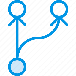 arrow, direction, multiply, object, orientation icon