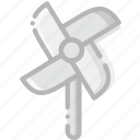 baby, child, kid, toy, wind icon