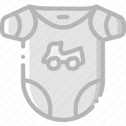 baby, bodywear, boy, child, kid icon