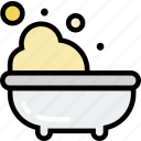 baby, bath, child, kid icon