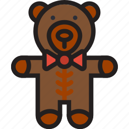 baby, child, kid, teddybear icon