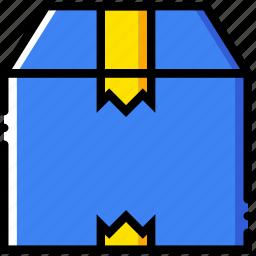 box, business, finance, goods, marketing icon