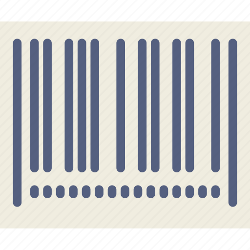 barcode, business, finance, marketing icon