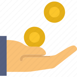 business, finance, get, marketing, money icon