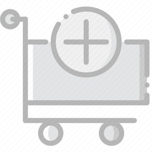 add, business, cart, contents, finance, marketing icon