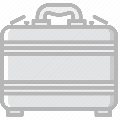business, finance, marketing, money, suitcase icon