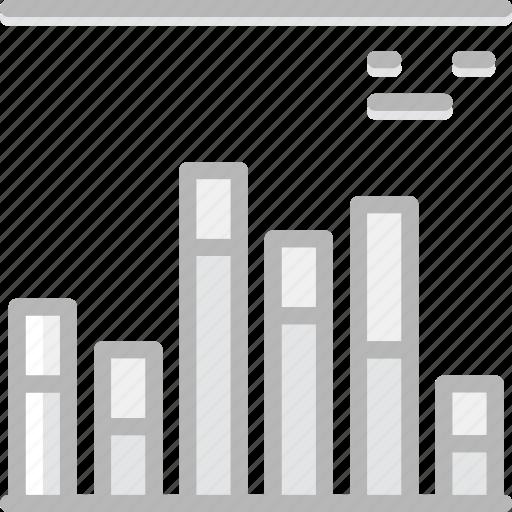 analitics, business, finance, marketing icon