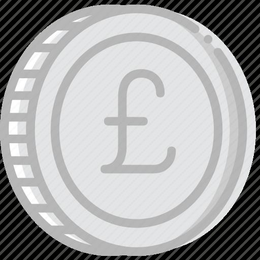 business, finance, marketing, pound icon