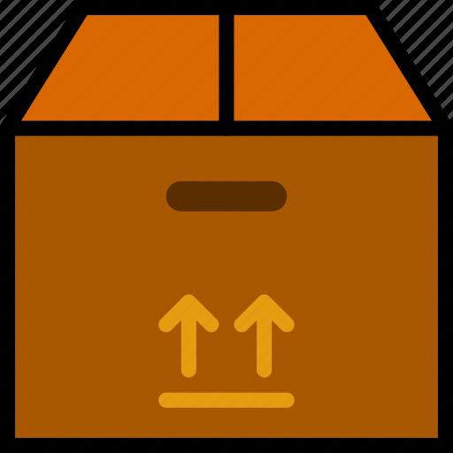 business, finance, fragile, goods, marketing icon