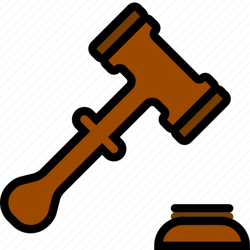 business, finance, marketing, verdict icon