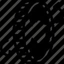 business, coin, finance, flip, marketing icon