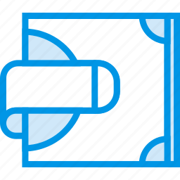 business, clip, finance, marketing, money icon