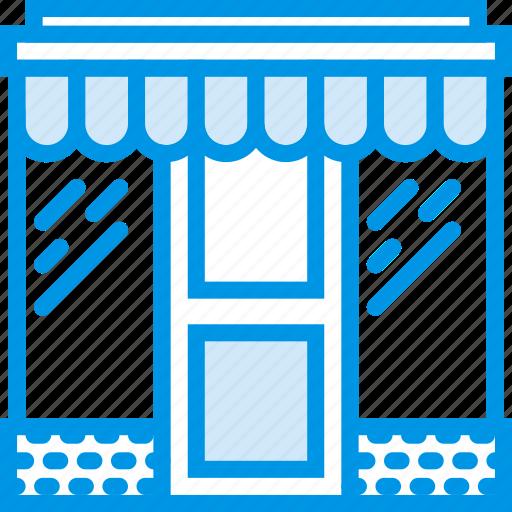 business, finance, marketing, store icon