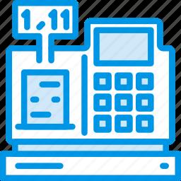business, cashier, finance, marketing icon