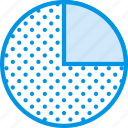 business, chart, finance, marketing, pie icon