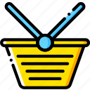 basket, business, finance, marketing, shopping icon