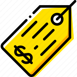 business, finance, marketing, price, tag icon