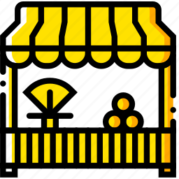 business, finance, grocery, marketing, store icon