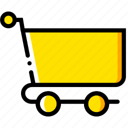 business, cart, finance, marketing, shopping icon
