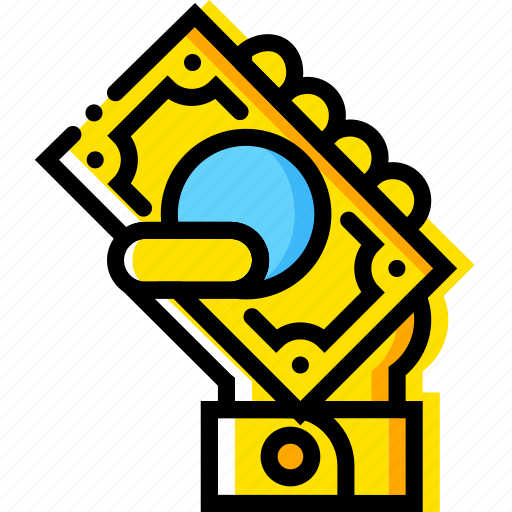 business, finance, marketing, money, power icon