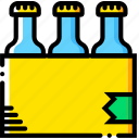 business, finance, marketing, pack icon