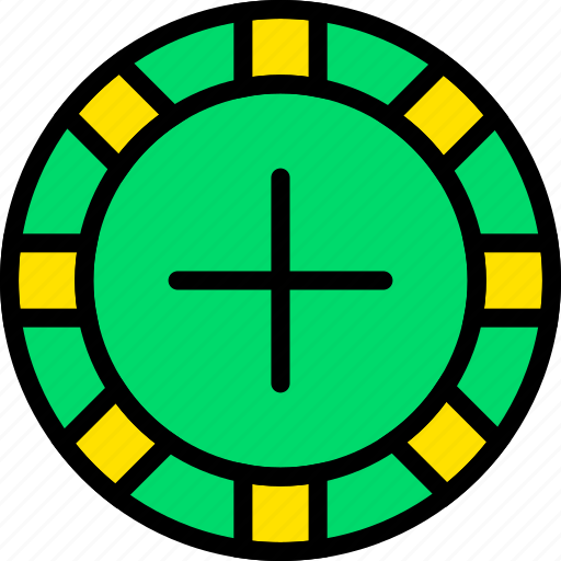 add, card, casino, chips, gamble, play, poker icon