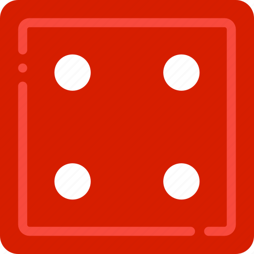 card, casino, four, gamble, play icon